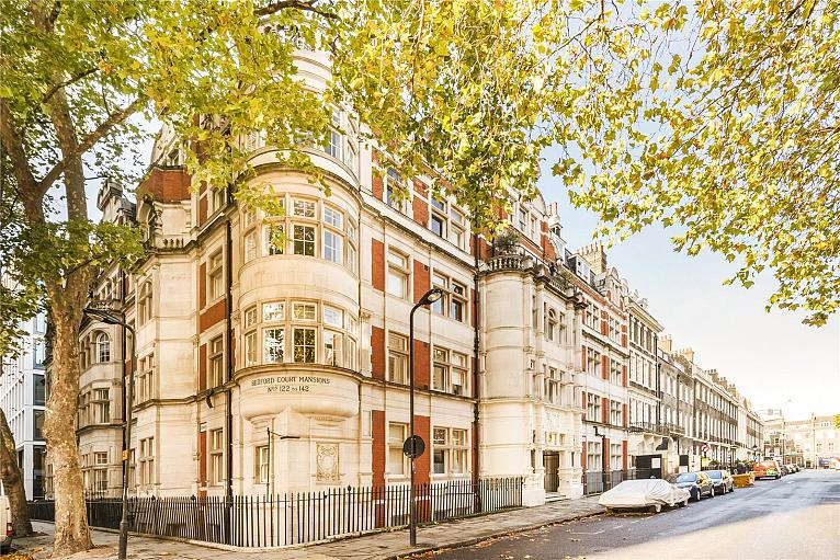 Bedford Court Mansions, Adeline Place, WC1B