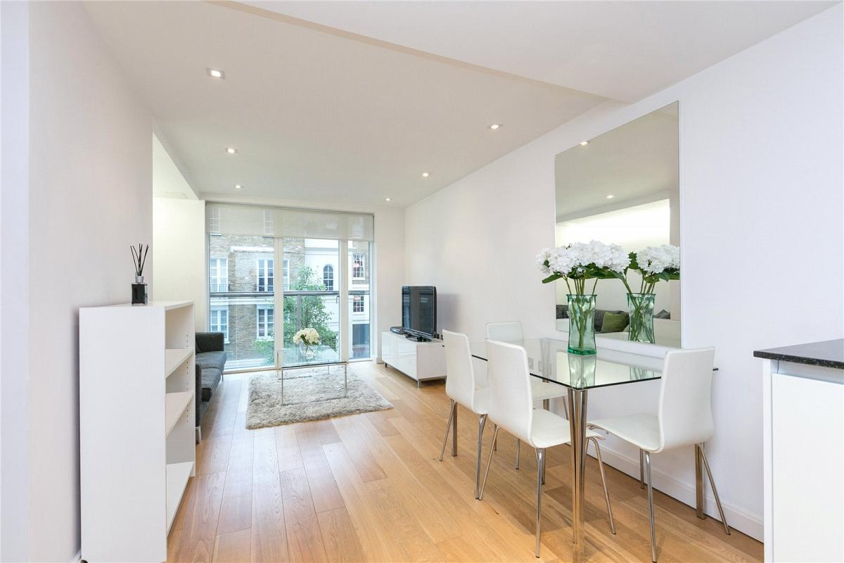 Cornwall House, 7 Allsop Place, NW1