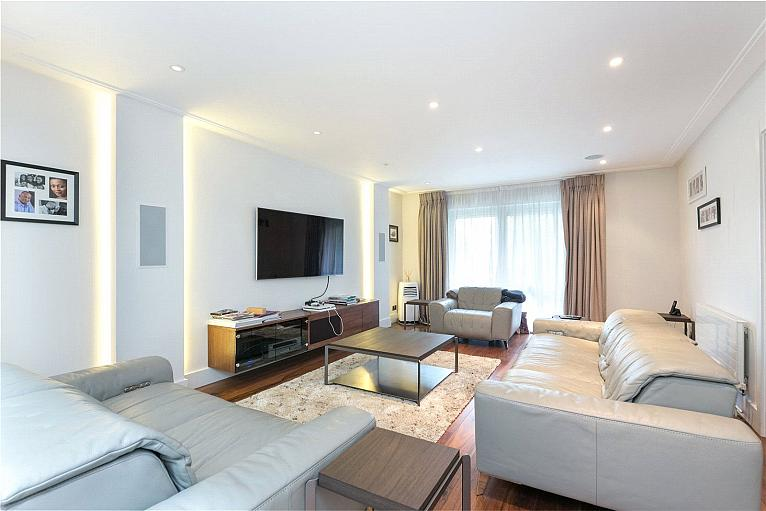 Squire Gardens, Lisson Grove, NW8