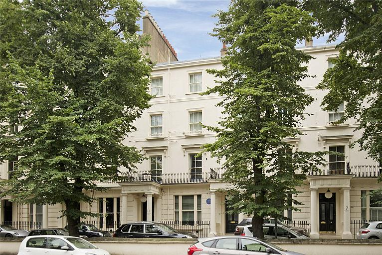 Connaught House, Clifton Gardens, W9