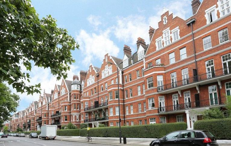 Overstrand Mansions, Prince Of Wales Drive, SW11