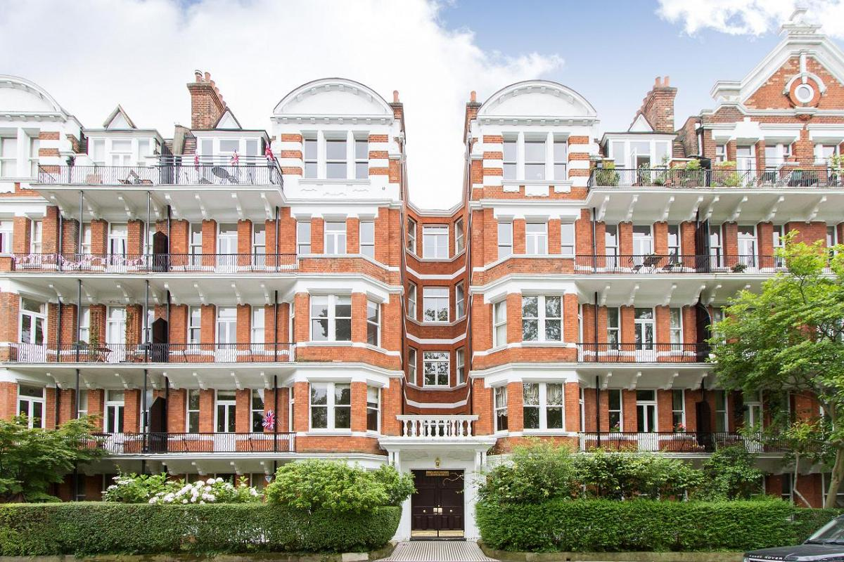 Prince Of Wales Mansions Prince Of Wales Drive Sw11