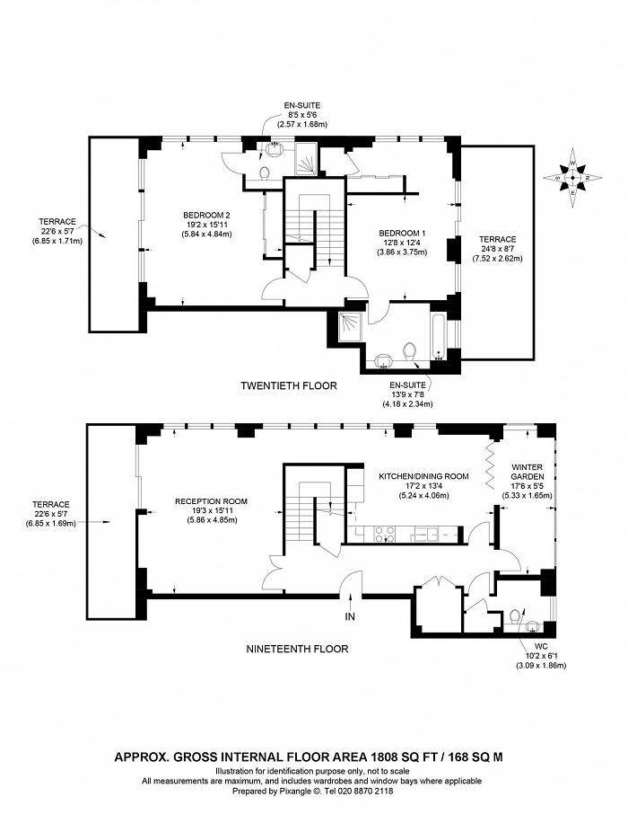 Enterprise Way, Wandsworth, SW18 Floorplan