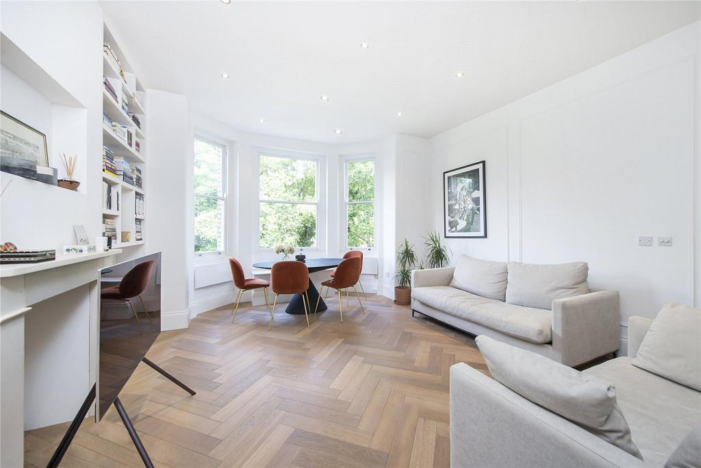 Belsize Park London 1 Bedroom Flat For Sale In Fellows Road Chestertons