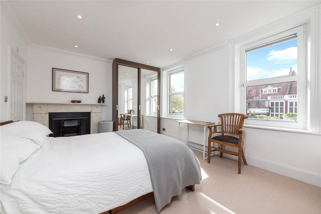 2 Bedroom Flat For Sale In Frognal Chestertons International
